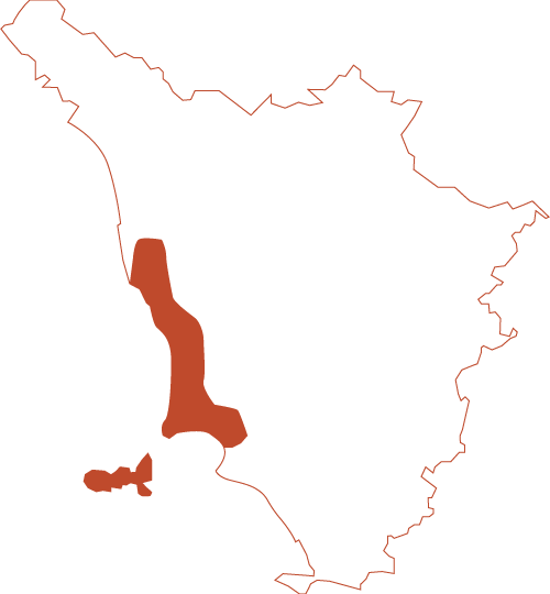Bolgheri and Etruscan Coast